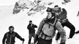 Off piste guiding and introduction to ski touring