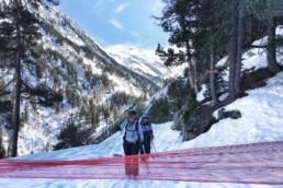 Off piste lesson and ski touring in Courchevel