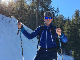 Stephen Down private ski instructor in Meribel and Courchevel