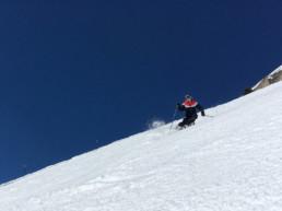 Private ski instructor in Meribel and Courchevel