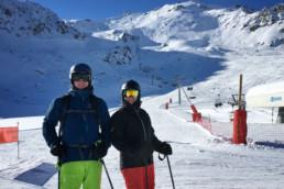 Private ski lessons in Courchevel and Meribel